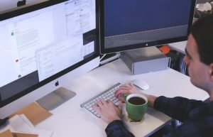 WEBプログラムング作業